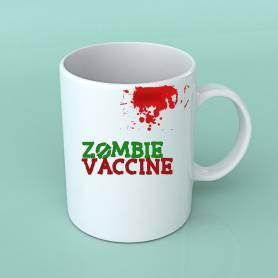 Tazza Zombie vaccine