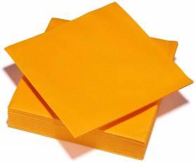Tovaglioli colore arancione...