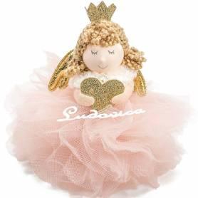 Angelo ballerina tulle rosa