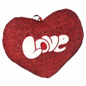 Cuscino cuore Love