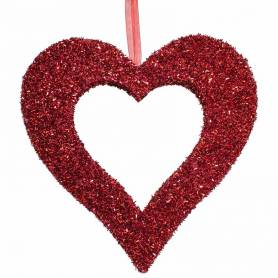 Decorazione cuore san valentino