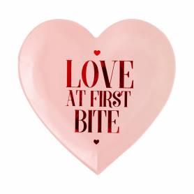 Piatti cuore san valentino