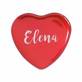 Scatola cuore san valentino personalizzata