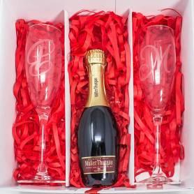 calici champagne personalizzati