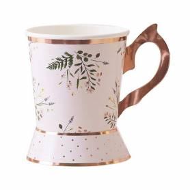 Bicchieri a forma di tazza da tè
