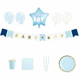 Set party it's a boy celeste