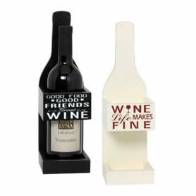 Portabottiglia Legno 'wine'