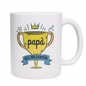 Tazza Papà Campione Vintage