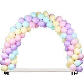 struttura arco palloncini flessibile