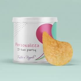 Pringles personalizzate