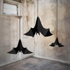 decorazioni halloween sagome pipistrelli