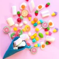 Caramelle e dolciumi