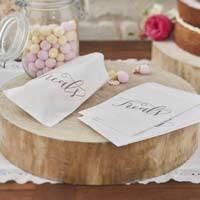 Scatole e sacchetti confetti