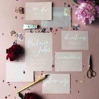Stampa e Cartoleria matrimonio