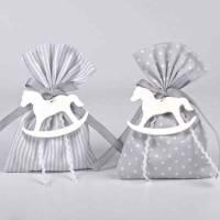 Sacchetti e Confetti per Nascita e Baby Shower Festa e Regali
