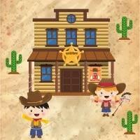Feste e tema western Cowboy per bambini- Festa e Regali
