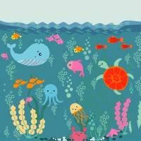 Feste a tema Oceano per bambini - Festa e Regali