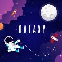 Feste a tema particolari per bambini Galassia - Festa e Regali
