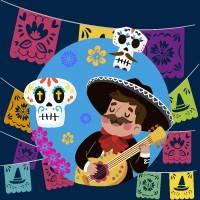 Feste a tema messicana per bambini - Festa e Regali